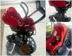 Silla De Carro Para Bebe Maxi Cosi En Perfecto Estado