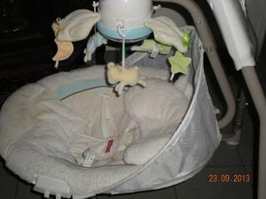 Silla Mecedora Para Bebes, Marca: Fisher Price Como Nueva