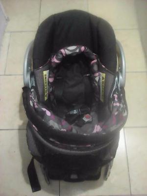 Silla Portabebe 2 En 1, Marca Baby Trend Como Nuevo