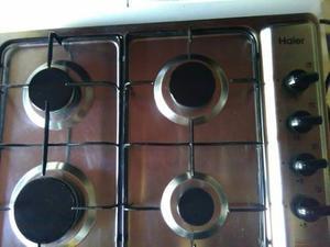Tope De Cocina 4 Hornillas Como Nuevo!!