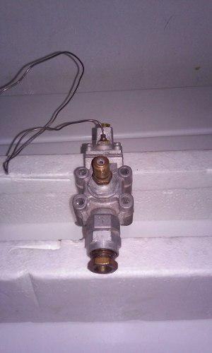 Valvula De Seguridad Horno A Gas