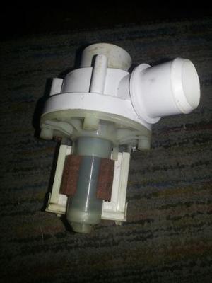 Bomba De Agua Lavadora Mabe Ge 45w
