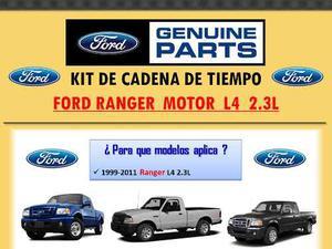 Kit De Cadena Del Tiempo Ford Ranger 2.3