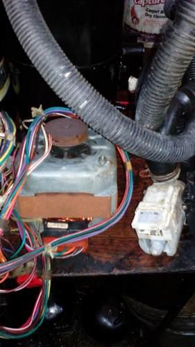 Motor De Lavadora General Electric Semiautomática Con