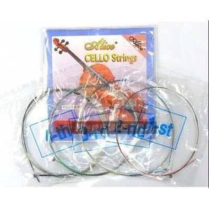 Set De Cuerdas Para Cello Alice A-803 Nuevas