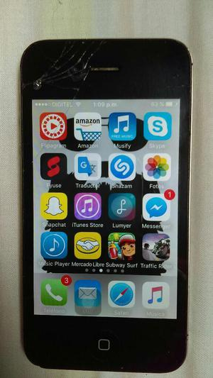 iPhone 4s 64gb Liberado de Fabrica