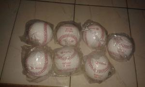 7 Pelotas De Béisbol