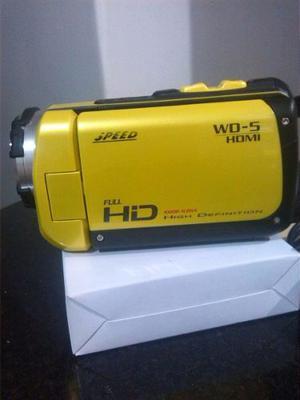 Camara Videograbadora Speed Mod. Wd-5, Full Hd. Oferta..
