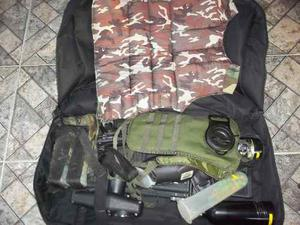 Combo De Equipo De Paintball - Negociable$$$$