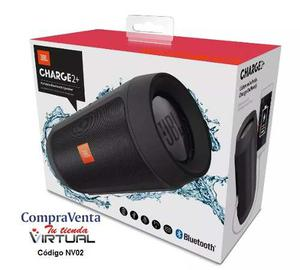 Corneta Portatil Y Power Bank Jbl Charguer 2 Bluetooh Usb