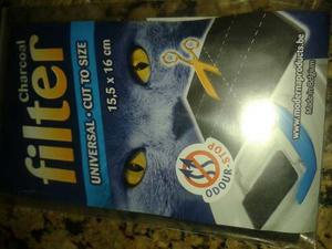 Filtro Universal De Arenero Para Gatos 15, 5 X 16 Cm