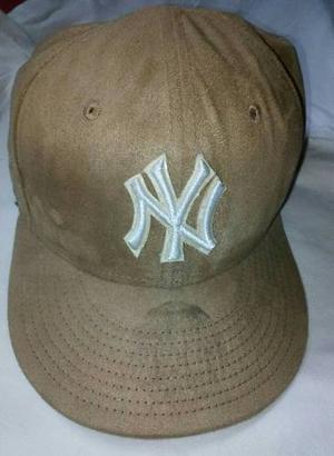Gorra Gamuzada Original Ny Yankees