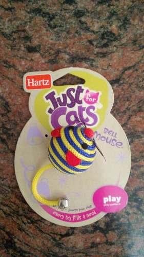 Juguete Para Gato En Forma De Ratón Con Cascabel Marca