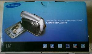Vídeo Cámara Digital Samsung Minidv (2 Por El Precio De 1)