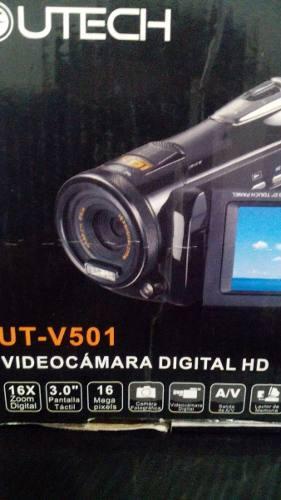 Vídeo Cámara Digital Ut-v501