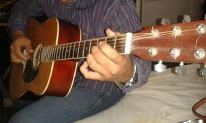 Vendo Guitarra Nueva Folk Electroacustic