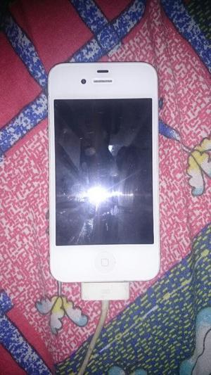 iPhone 4g de 16gb