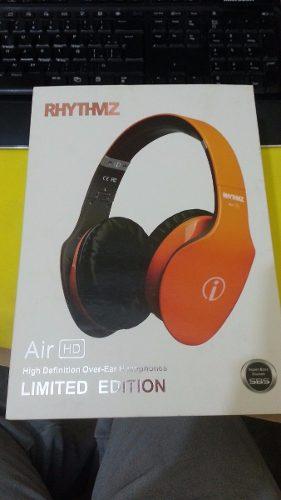 Audifonos Rhythmz Air Hd Limited Edition