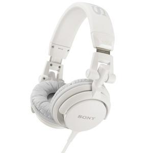 Audifonos Sony De Dj Mdr V55 Blancos Y Negro