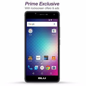 Blu R1 Hd-2gb Ram -16 Gb - Android 6.0 Lte(Con Publicidad)
