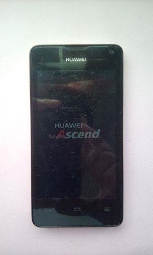 Celular Huawei Ascend Y300 Color Blanco Para Repuesto