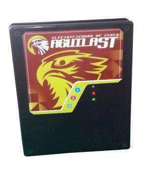 Energizador Cerco Electrico Aguila St 400 Mtr Seguridad