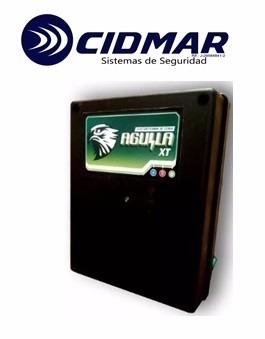 Energizador Cerco Electrico Aguila Xt  Mts Seguridad Mtr
