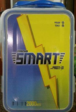 Energizador Para Cerco Electrico m Casa Segura Con Smart