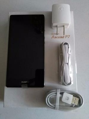 Huawei Ascend P7 4g Lte Liberado Como Nuevo + Obsequios