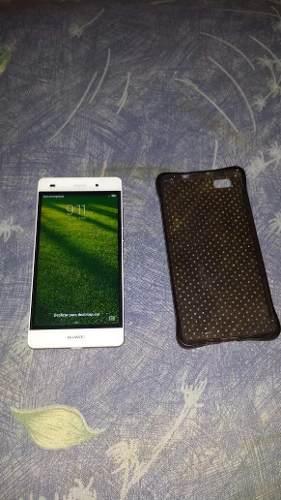 Huawei P8 Lite Como Nuevo Tres Meses De Uso Tiene Su Caja