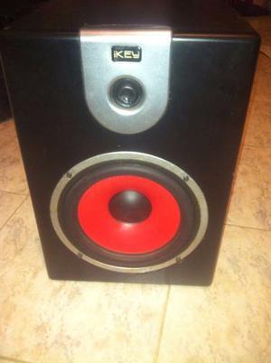 Monitores De Estudio Profesionales Ikey Audio Mod: 808