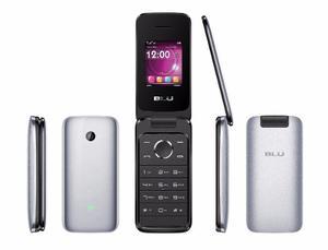 Teléfono Celular Blu Diva Flex Doble Sim, Camara,tienda
