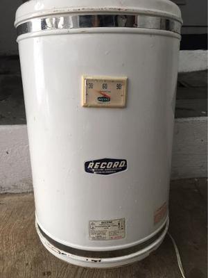 Calentador De Agua Eléctrico, 30 Lts, Marca Récord