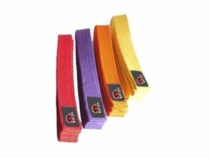 Cinturones Para Artes Marciales Banzai