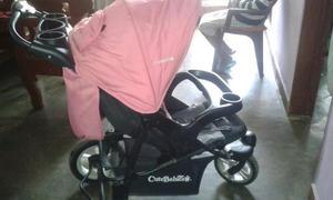 Coche De 3 Ruedas Cutie Baby