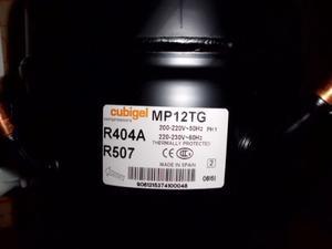 Compresor De 1/2 Hp R-404-a/r-507/r-22 Alta Media Baja 220 V