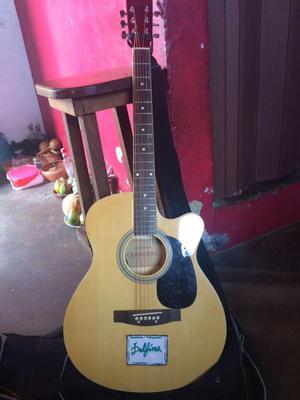 Guitarra electro acústica en perfecto estado
