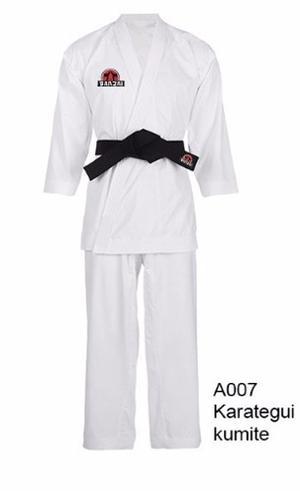 Karategui Combate (talla 4-5) (kumite) Banzai