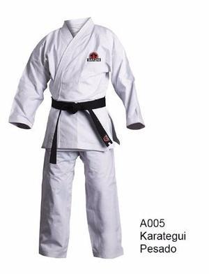 Karategui Pesado (tallas 4-5)(kata) Banzai