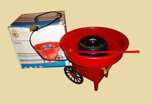 Maquina Para Algodón De Azúcar Doméstica