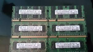 Memoria Ram Ddr2 De 1gb Para Laptos