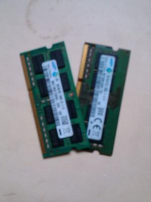 Memoria Ram Ddr3 De 4gb Para Laptop Gran Oferta