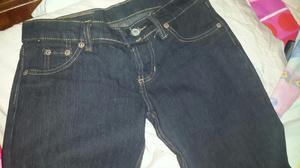 Pantalon Jeans Tipo Levis