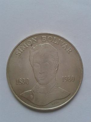moneda simon bolivar