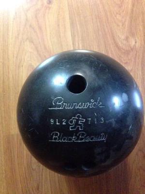 Bola De Bowling Brunswick Para Colección