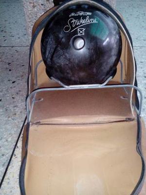 Bola De Bowling Con Maletin