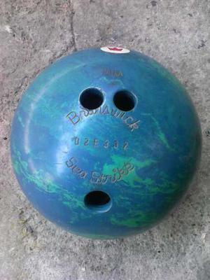 Bola De Bowling.brunswick Sea Strike