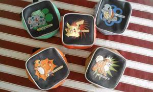 Bolsitos Pokemon (5 Unidades)
