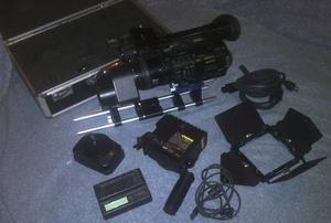 Camara Sony Hdv Z1 Con Letus Xtreme35/optica Y Lamp. Lowel
