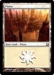 Cartas Magic The Gathering - Plains Land